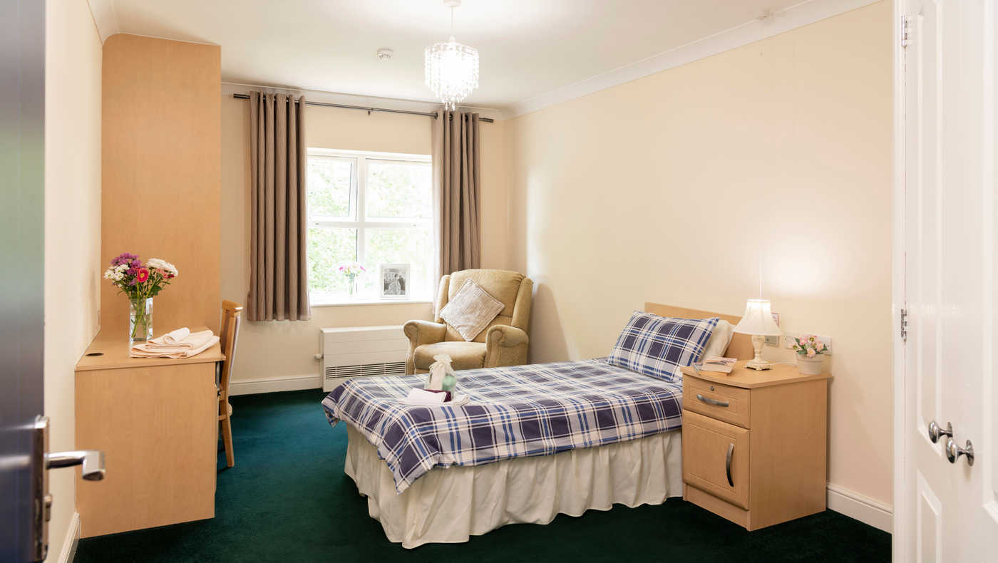 Oakwood Grange - Accommodation