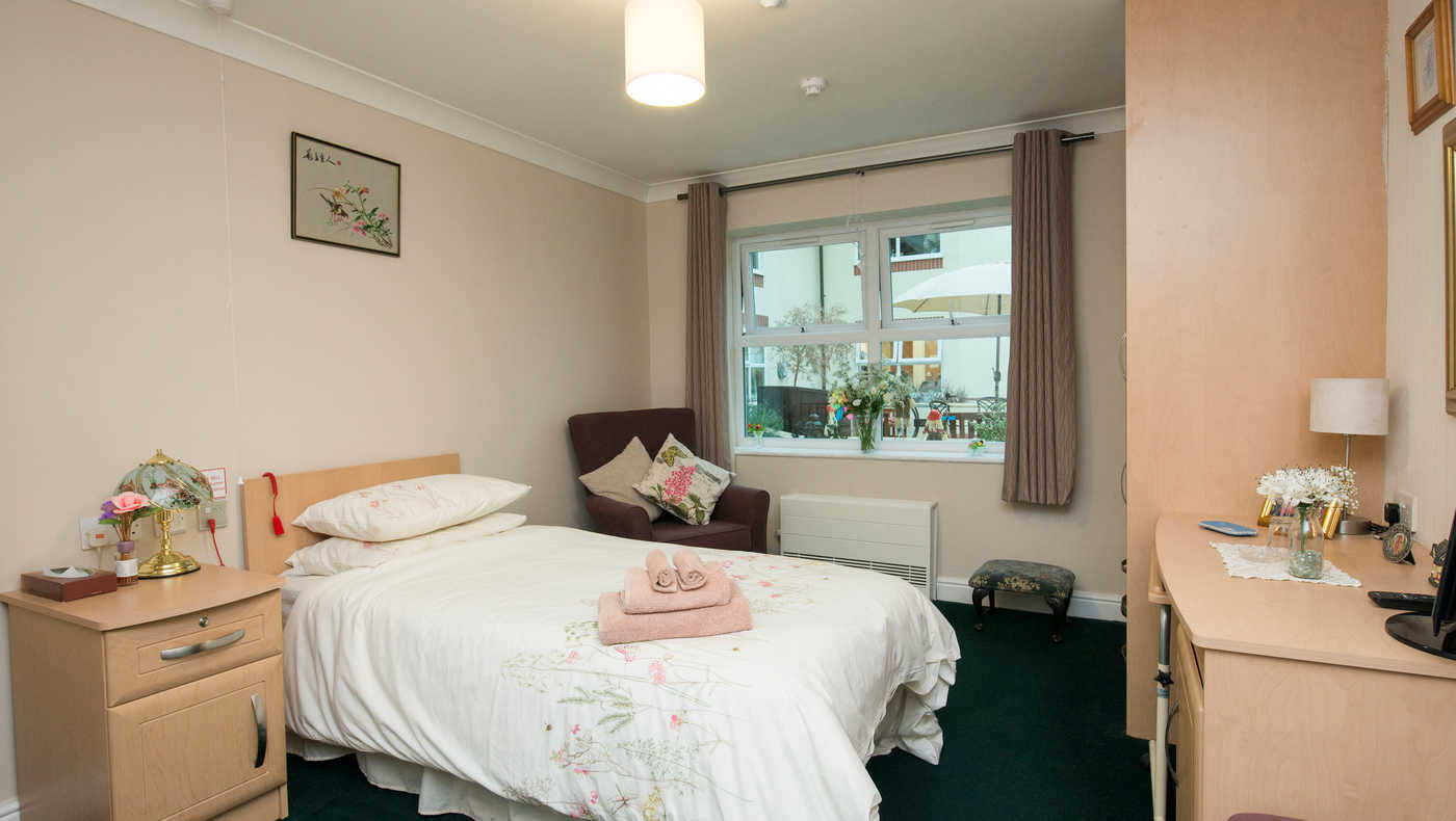 Park Hall - Accommodation