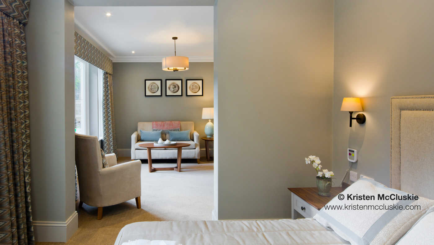 The Manor House, Harrogate - Accommodation