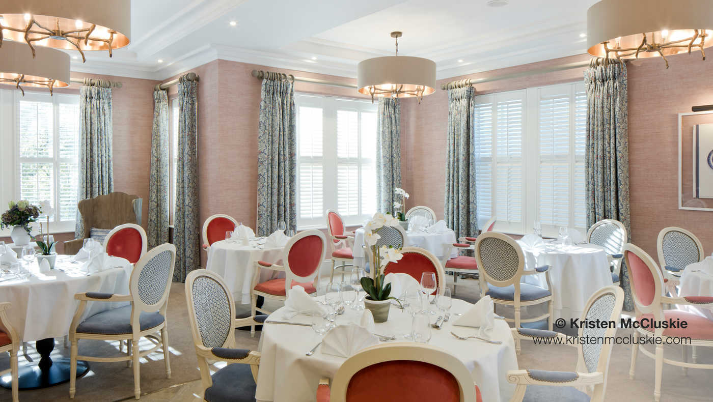 The Manor House, Harrogate - Dining