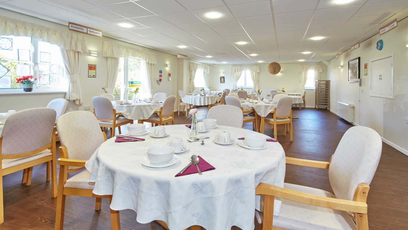 Annesley Lodge - Dining