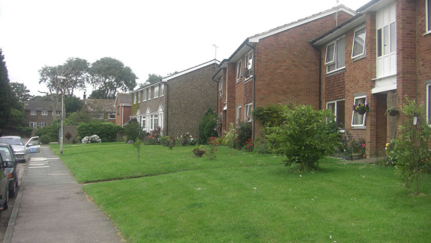 Queen Mother Court, Lord Warden Avenue And Hanover Close