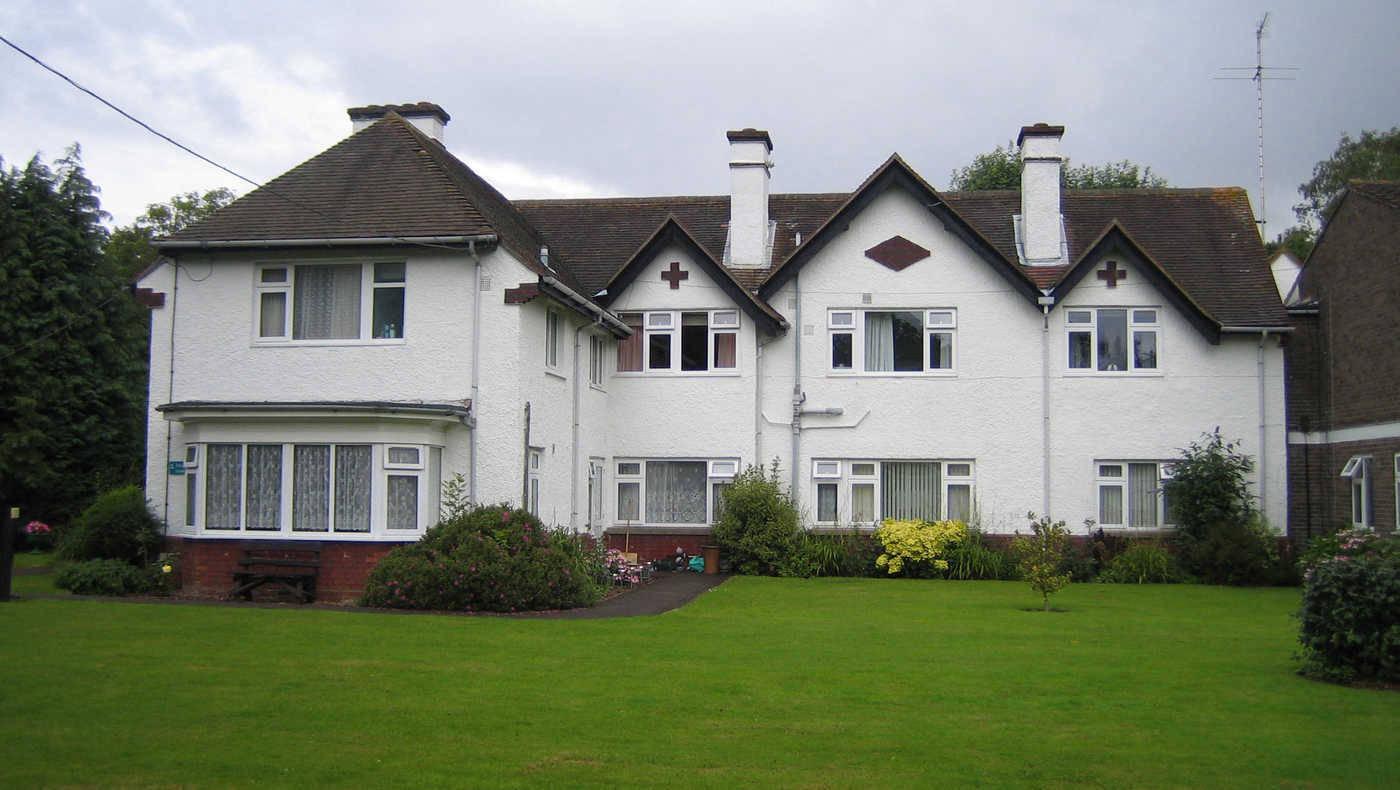 White Lodge Gardens