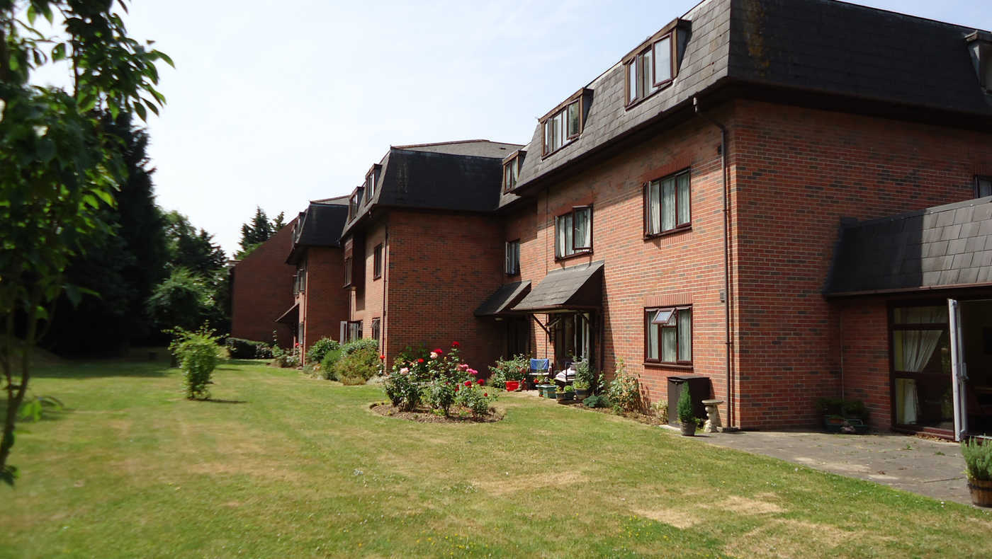 Westcombe Lodge Drive