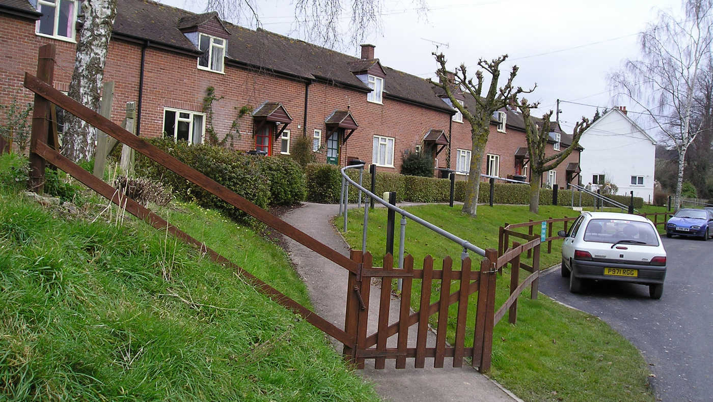 Hanover Cottages