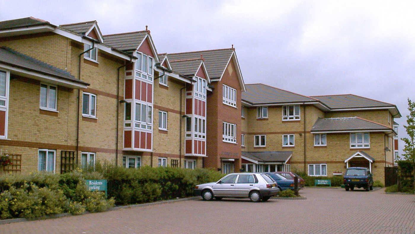 St Georges Court