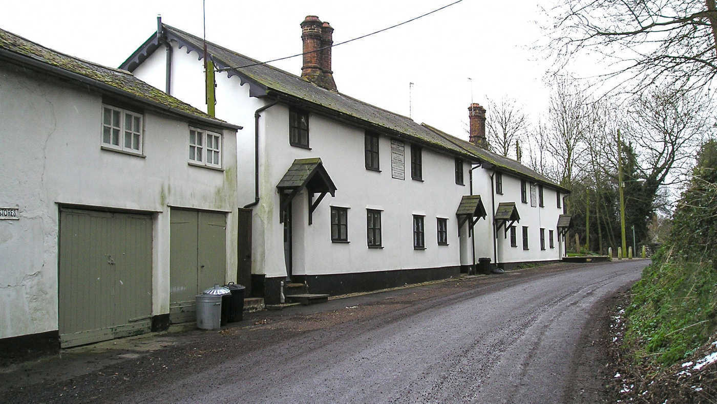 Flood Cottages