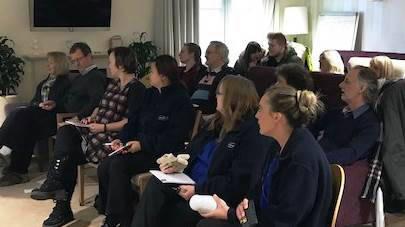 Understanding Dementia Seminar at Orchard Gardens
