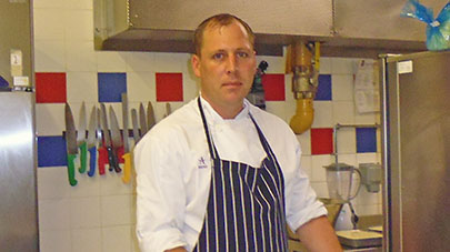 Ridgemount care home Chef shortlisted for Anchor Chef of the Year