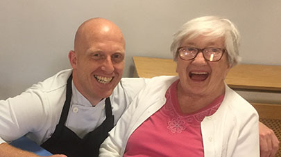 Upton Grange care home Chef shortlisted for Anchor Chef of the Year