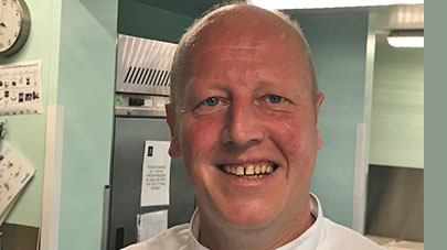 Borrage House care home Chef shortlisted for Anchor Chef of the Year