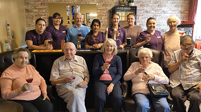 Ashcroft care home praised by care regulator