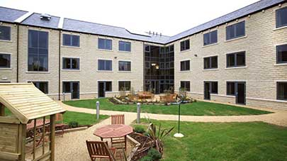 Savile Park care home praised by care regulator