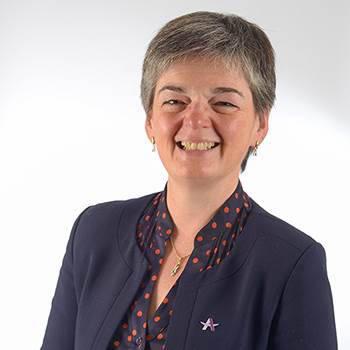 Jane Ashcroft CBE, Chief Executive