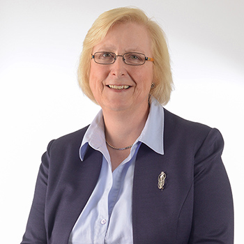 Pam Chesters CBE, Chair