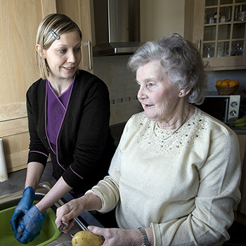 Rented sheltered housing