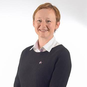 Sarah Jones, Finance Director & Company Secretary