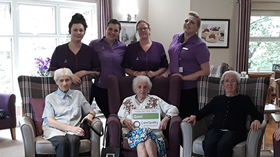 Beech Hall care home praised by care regulator